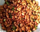 Kacang Pedas Manis langkah memasak 4 foto