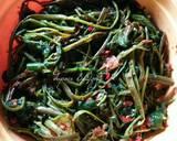 Plencing Kangkung langkah memasak 4 foto