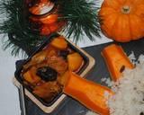 Pumpkin-Prune stew with lamb recipe step 17 photo
