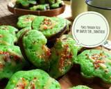 PUKIS Pandan Keju (#pr_pukis) langkah memasak 6 foto