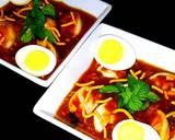 Mike's Spicy Hot & Sour Dumpling Soup recipe step 9 photo