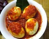 Telur bumbu balado langkah memasak 3 foto