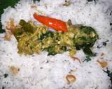 Nasi Liwet Bakar Tongkol Kemangi langkah memasak 6 foto