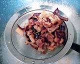 Cumi Asin Pete Sambal Ijo langkah memasak 2 foto
