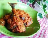 Tongkol Balado langkah memasak 4 foto