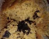 Chocolate,blueberry,banana muffins#chocolate contest recipe step 9 photo