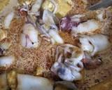 Gulai Cumi dan Tahu langkah memasak 3 foto