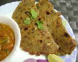 Bajra Roti recipe step 6 photo