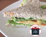 Sandwich telur mudah enak #homemadebylita langkah memasak 12 foto