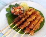 Sate Kikil #FestivalResepAsia #Indonesia langkah memasak 8 foto