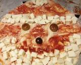 Fluffy's festive pizza :) recipe step 2 photo