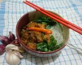 Shirataki bumbu mie ayam (keto friendly) #rabubaru langkah memasak 6 foto
