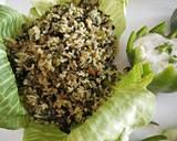 Hriyala Pulao With Mint Raita recipe step 6 photo