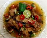 Swike Ayam   Ayam Kuah Tauco langkah memasak 3 foto