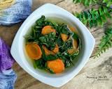 Sayur Bening Kangkung Wortel langkah memasak 3 foto