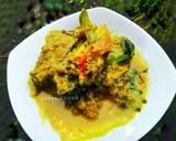 Mangut Patin Kuah Kuning langkah memasak 6 foto
