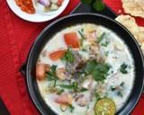 SUP KAKI KAMBING Khas Jakarta langkah memasak 4 foto
