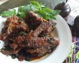 Krengsengan bebek (#pr_adakecapmanisnya) langkah memasak 6 foto