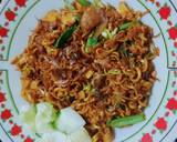 Mie Goreng al Chinese Food Resto langkah memasak 4 foto