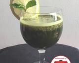 (Detox) Jus Mint Lemon Chia Madu segar #homemadebylita langkah memasak 6 foto