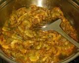 Udang Saos Asem Manis ala Resto langkah memasak 2 foto