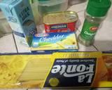 Easy Spaghetti Carbonara langkah memasak 1 foto