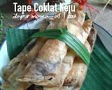 Tape Coklat Keju langkah memasak 5 foto