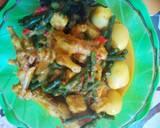 71) Gulai Ceker Telur Puyuh langkah memasak 7 foto