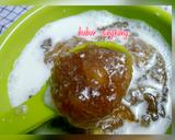 Bubur singkong langkah memasak 12 foto