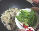 Vegetarian tumis toge jamur bombay sederhana #homemadebylita langkah memasak 5 foto