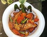 Tongkol Asam Manis langkah memasak 4 foto