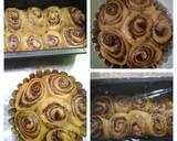 Keto Cinnamon Roll langkah memasak 6 foto