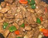 Beef Blackpepper langkah memasak 4 foto