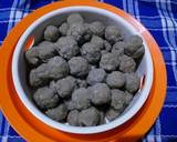 Bola-bola daging sapi langkah memasak 7 foto