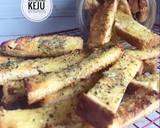 Roti Kering Keju langkah memasak 4 foto