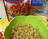 Bolognaise soup langkah memasak 1 foto