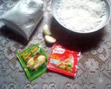 Cireng nasi langkah memasak 1 foto