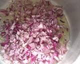 White chickpeas curry n Bhatura #4week challenge# Charity recipe step 2 photo