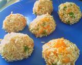 Chicken Stuffed Rice Balls recipe step 7 photo