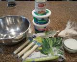 Creamy spinach enchiladas recipe step 1 photo