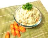Ragout ayam wortel - Bahan isian roti & risoles langkah memasak 7 foto