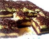 BrowKat Layer #BrowniesAlpukat langkah memasak 15 foto