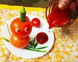 टोमेटो सॉस (tomato sauce recipe in Hindi) रेसिपी चरण 6 फोटो