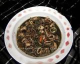 Cumi Masak Hitam langkah memasak 2 foto