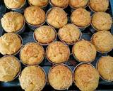 Muffin Tape Keju langkah memasak 10 foto