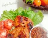 Ayam Bakar Ungkep DEBM langkah memasak 7 foto