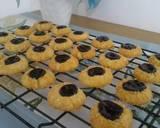 Blueberry and strawberry thumbprint cookies langkah memasak 8 foto