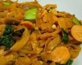 Kwetiaw Goreng ala Chinese langkah memasak 5 foto