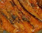 Tongkol Bumbu Merah langkah memasak 3 foto