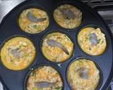 25. Bakmie telur udang(Bakwan mie telur udang) langkah memasak 3 foto